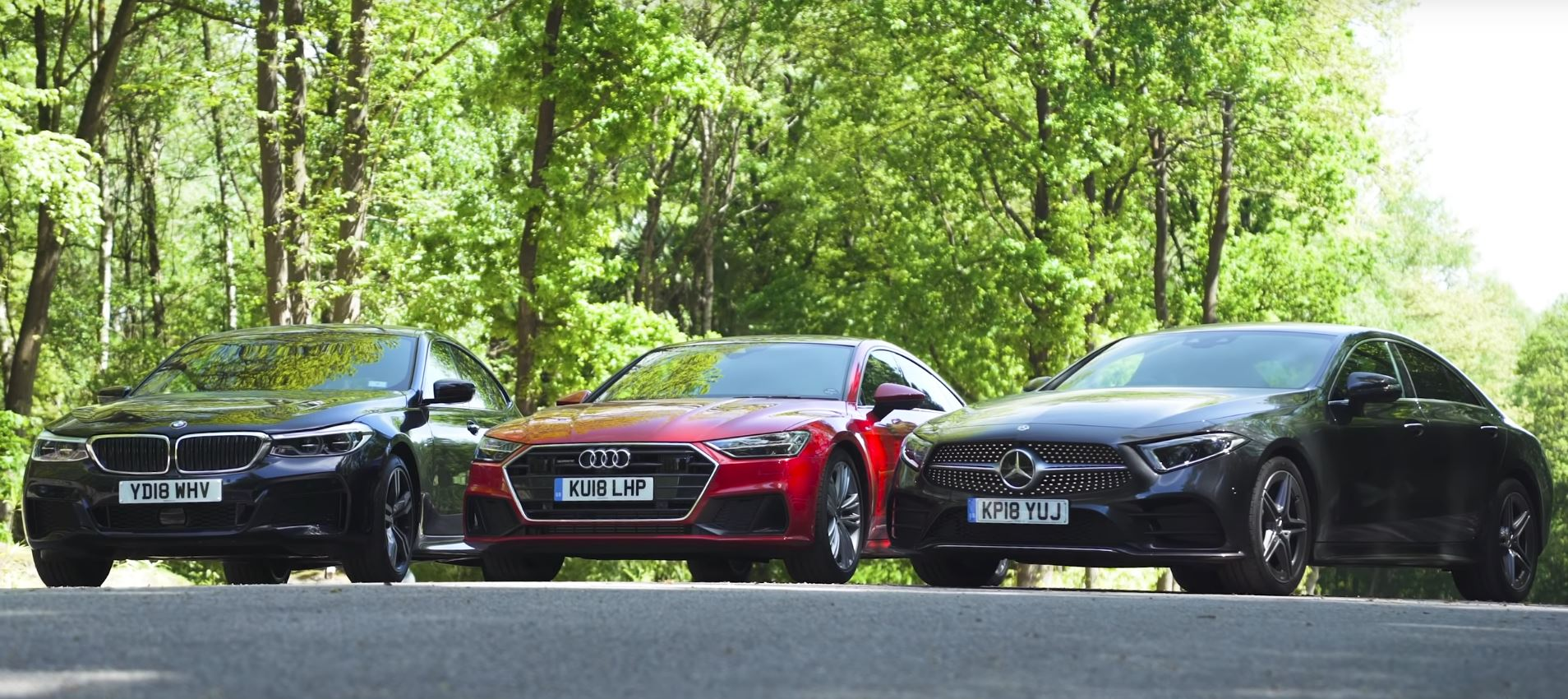 2019 Audi A7 50 TDI Gets Cool Backfire Thanks to Active