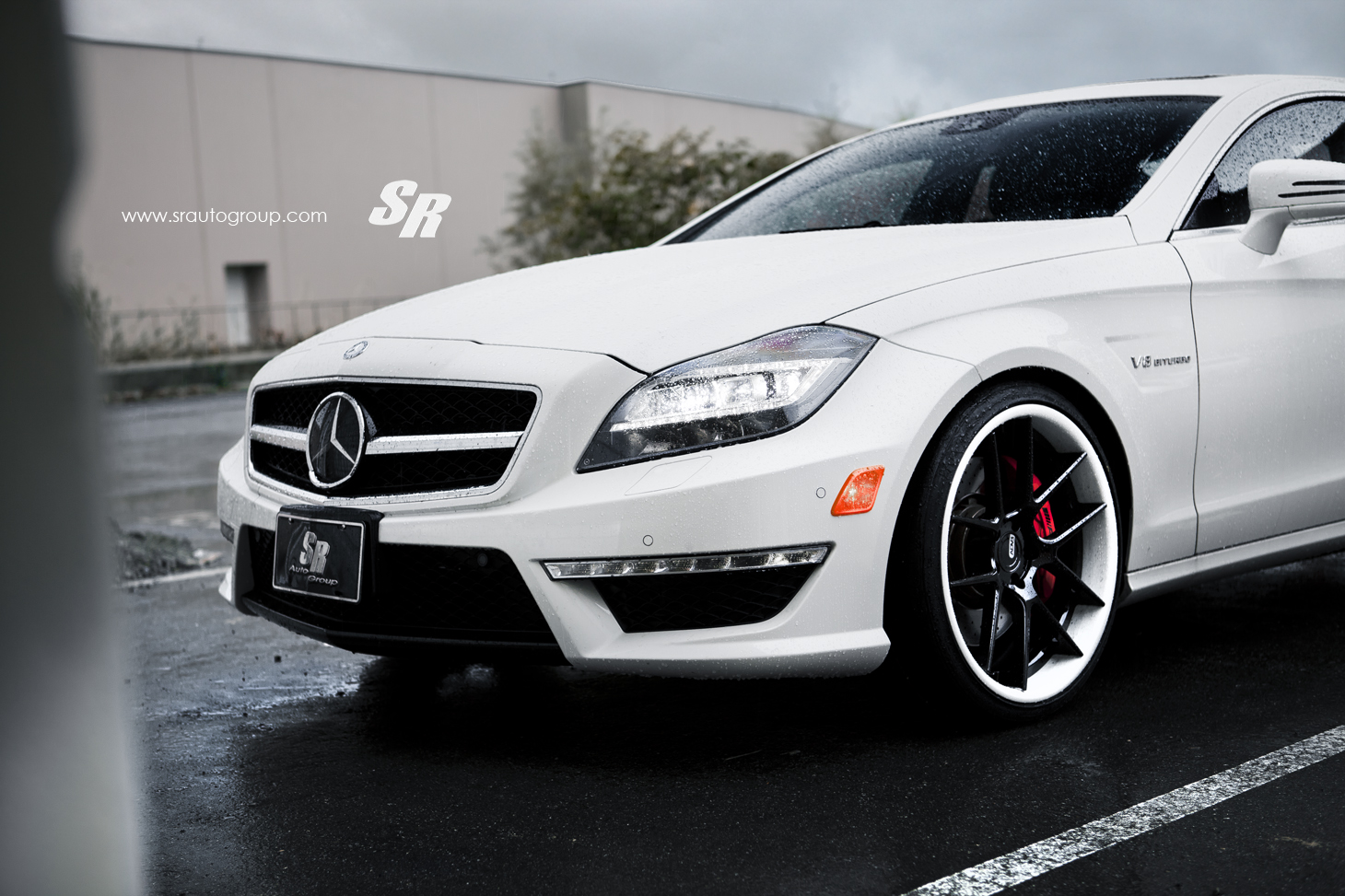 Mercedes cls63 amg on adv1 wheels autoevolution for Autos mercedes benz