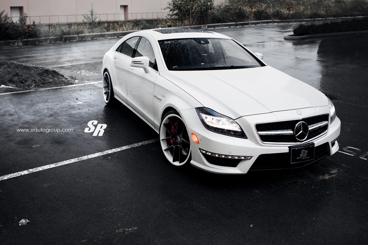 Mercedes cls63 amg on adv 1 wheels autoevolution for Mercedes benz cars images