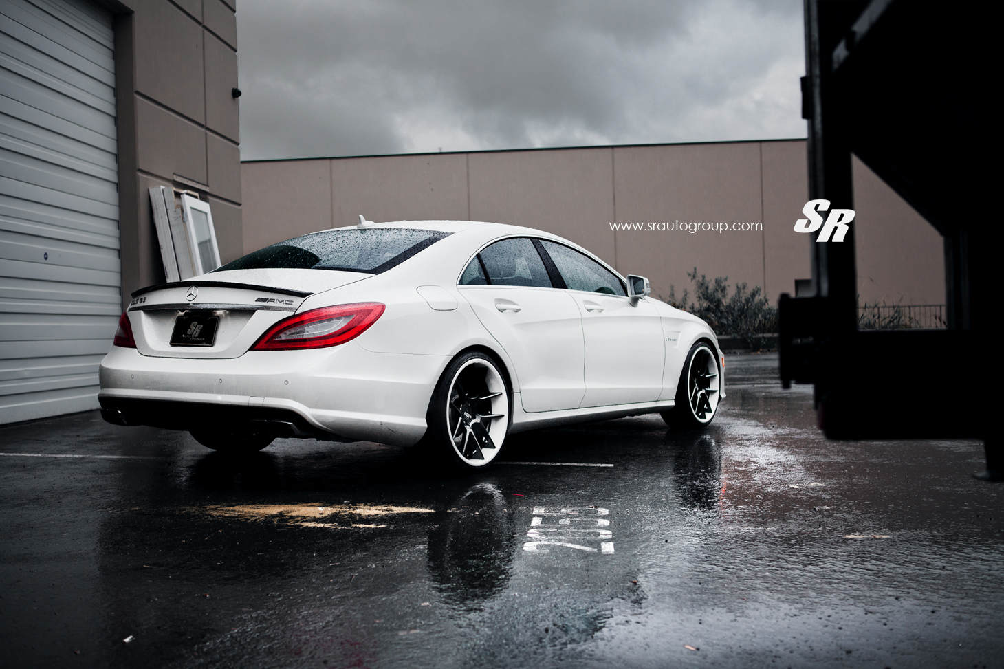 mercedes cls63 amg on adv 1 wheels autoevolution. Black Bedroom Furniture Sets. Home Design Ideas