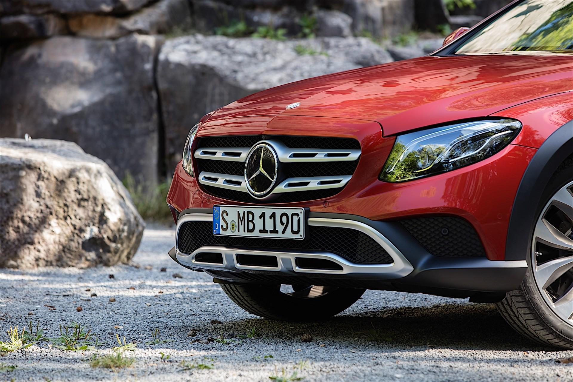2015 Mercedes E400 Twin-Turbo V6 to Replace E550 (US Sedan
