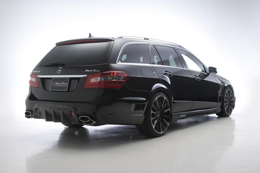 Mercedes E Class Estate Black Bison Edition Autoevolution