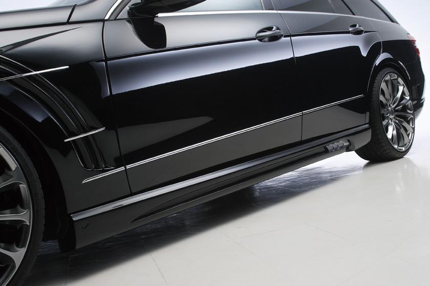 Mercedes E Class Estate Black Bison Edition