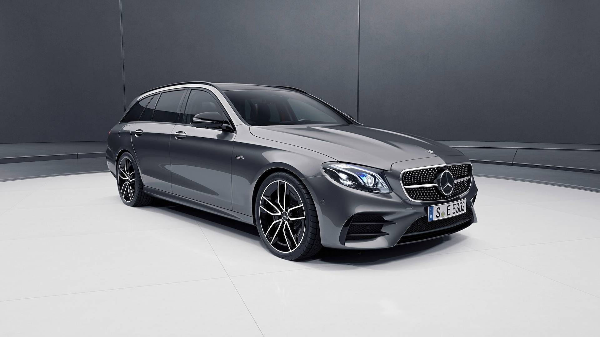 The 2018 Mercedes-AMG E63 S wagon is the family car you