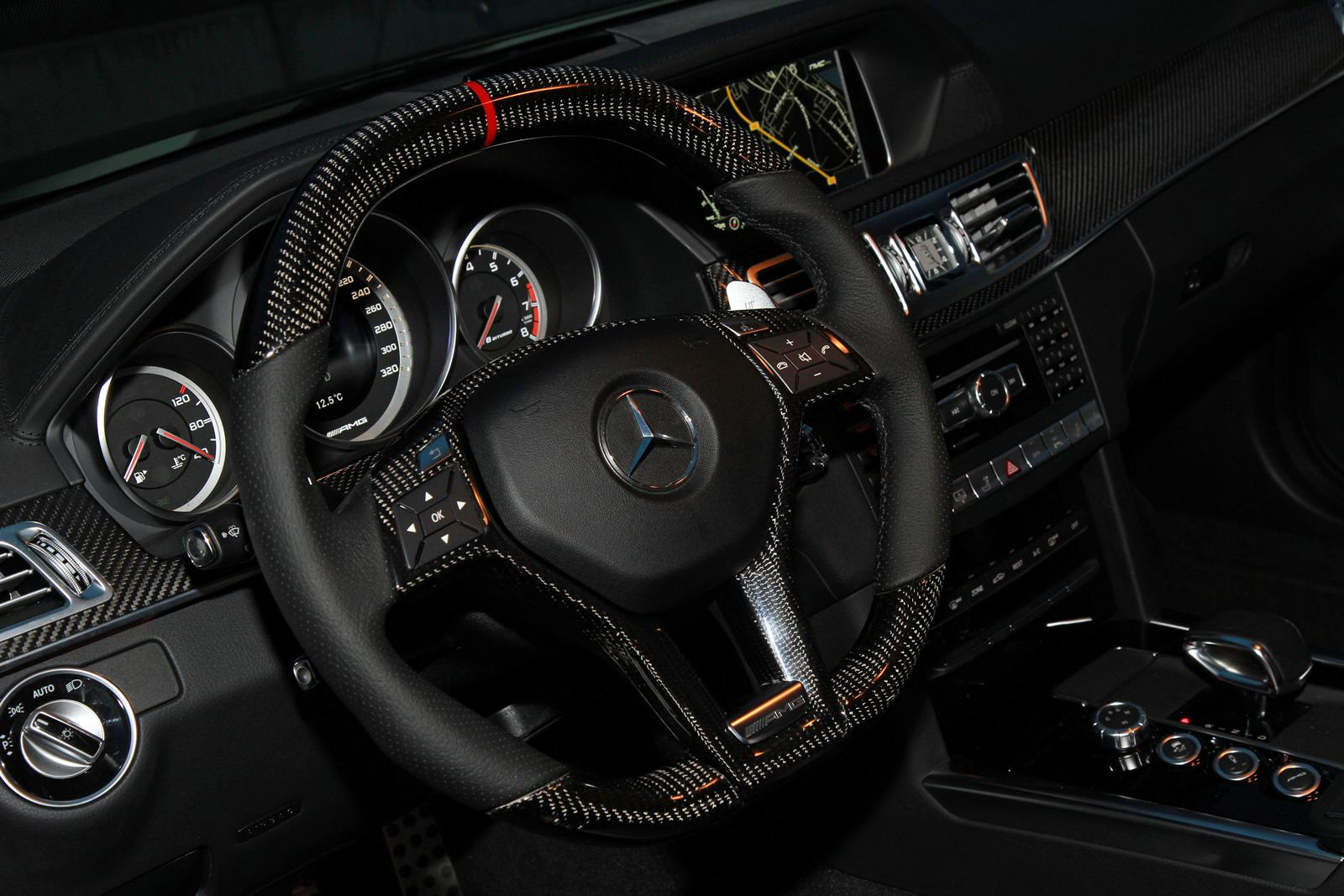 Mercedes E Amg Gets Hp Of Poke From Posaidon Tuning Photo Gallery on Mercedes Benz Engine Parts