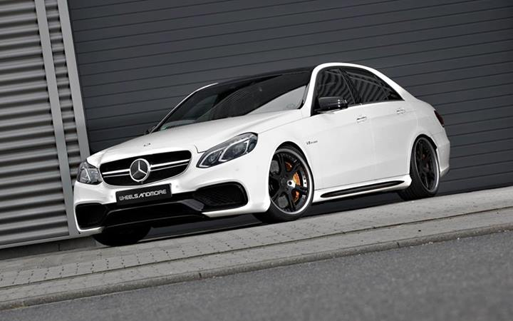 mercedes e63 amg s model tuned by wheelsandmore. Black Bedroom Furniture Sets. Home Design Ideas