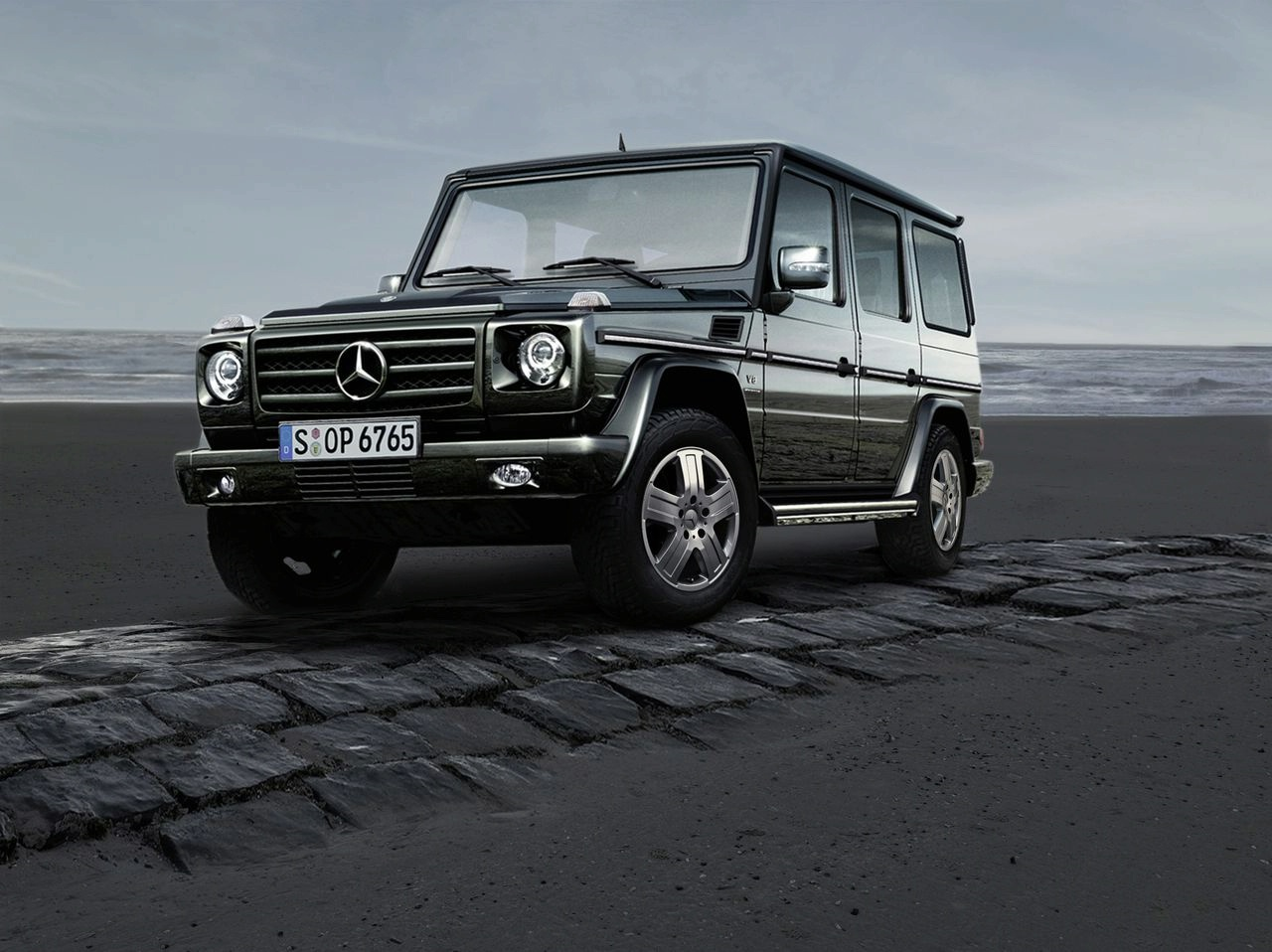 mercedes g klasse edition30 and g klasse edition30 pur anniversary models autoevolution. Black Bedroom Furniture Sets. Home Design Ideas