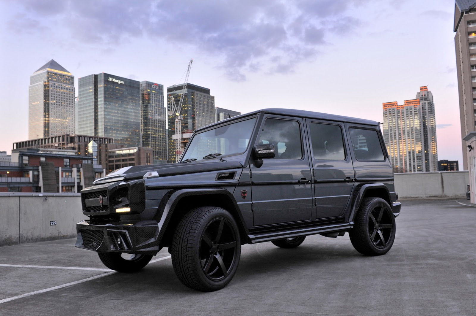 Mercedes G63 Amg By Prindiville Gets Lizard Like Looks