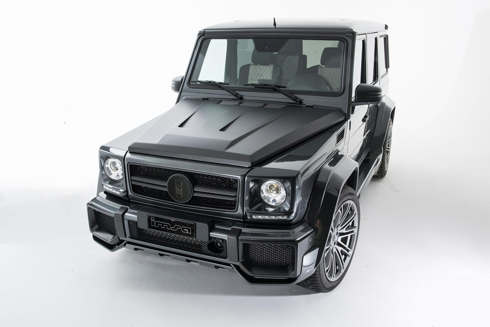 mercedes g63 amg tuned to 730 hp by imsa autoevolution. Black Bedroom Furniture Sets. Home Design Ideas