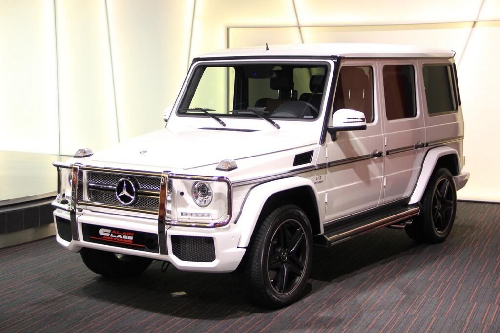 White Mercedes Suv >> Mercedes G65 AMG Fleet For Sale in Dubai - autoevolution