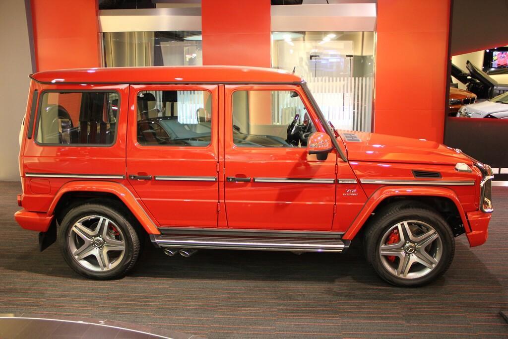 mercedes g65 amg fleet for sale in dubai autoevolution