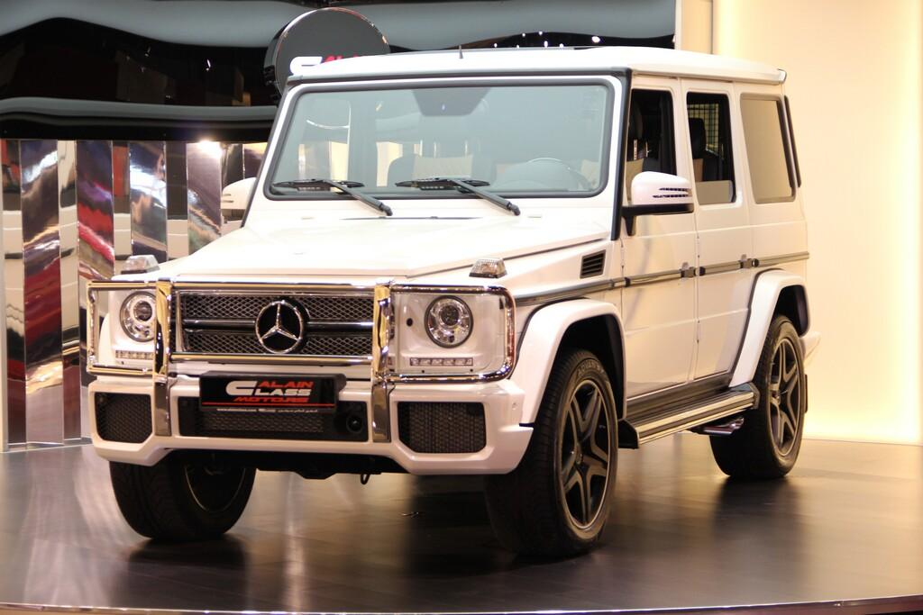 Mercedes g65 amg fleet for sale in dubai autoevolution for Mercedes benz fleet