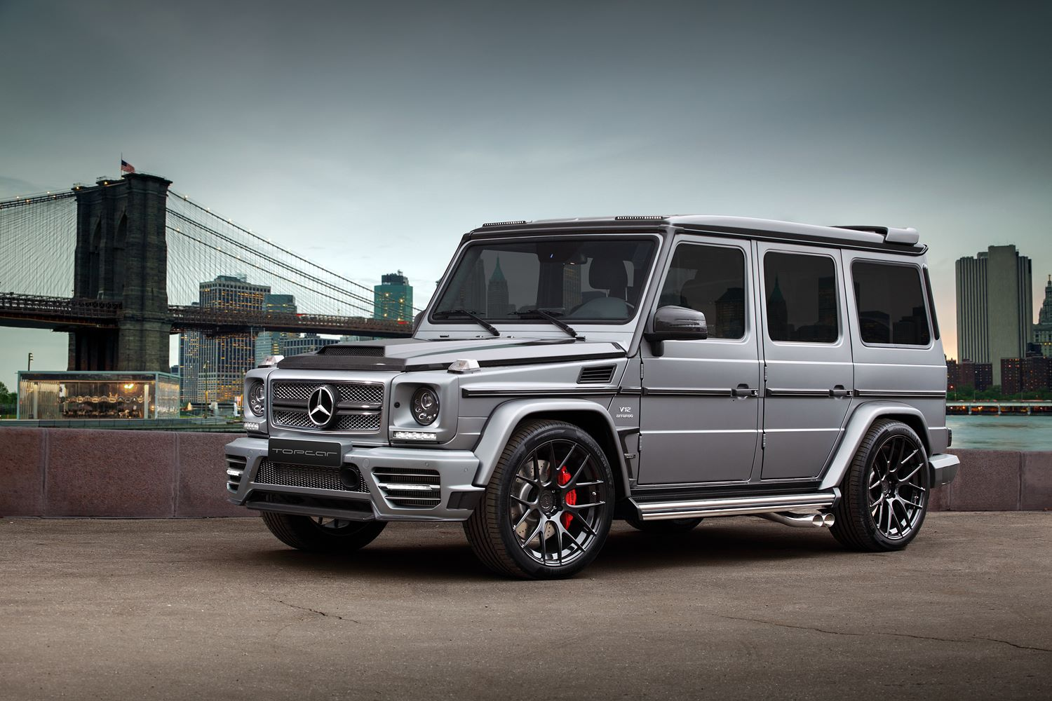 Mercedes g65 amg mansory by topcar autoevolution for Mercedes benz car picture gallery