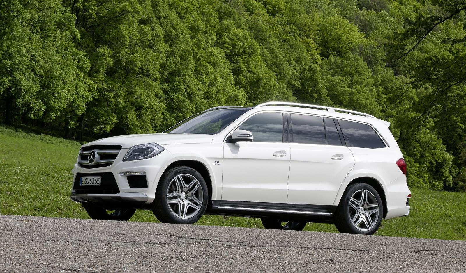 Mercedes gl63 amg official info and pictures autoevolution for Mercedes benz official