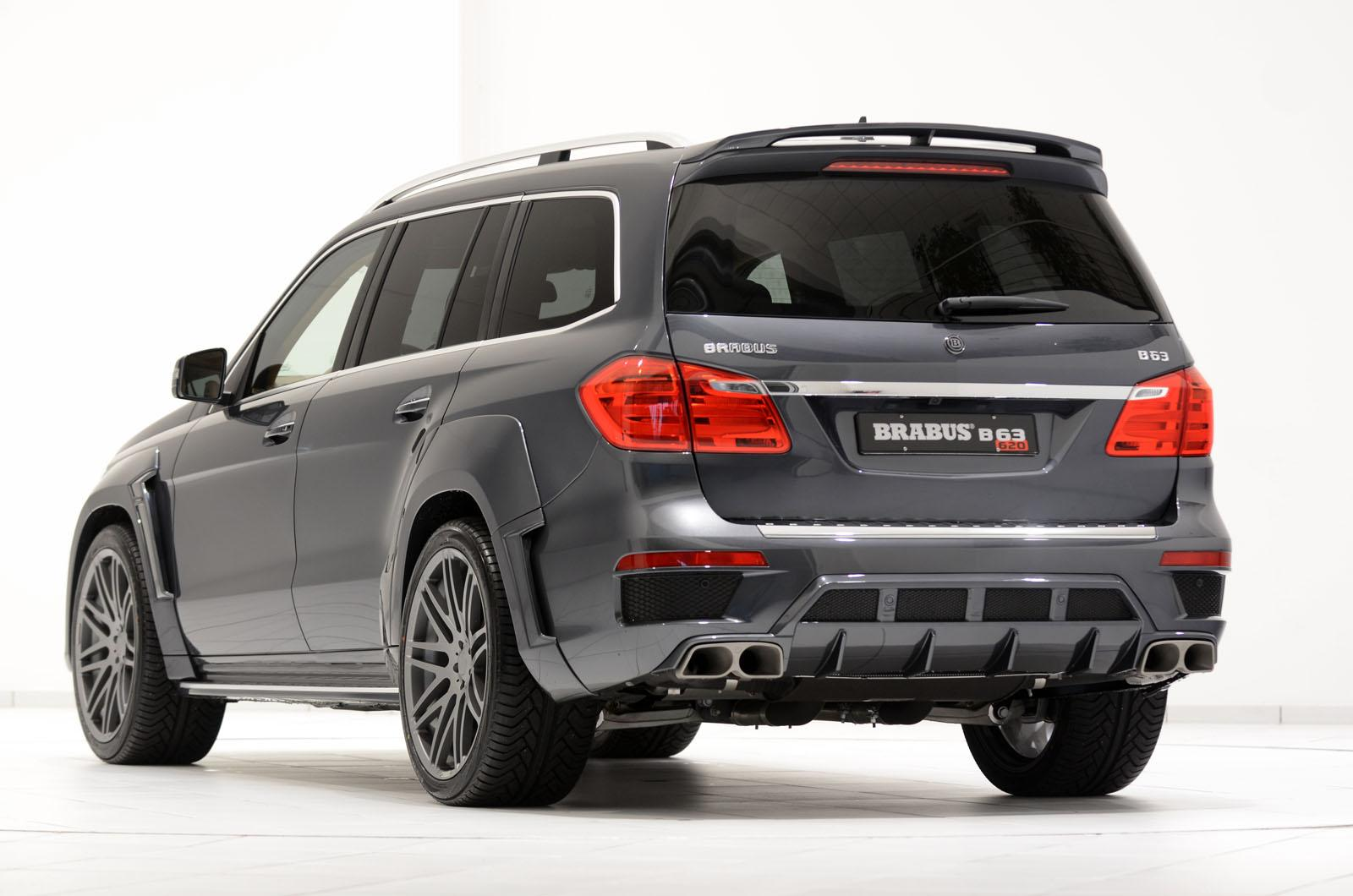 2014 Mercedes-Benz GL63 AMG Start Up, Exhaust, and In Depth Review ...