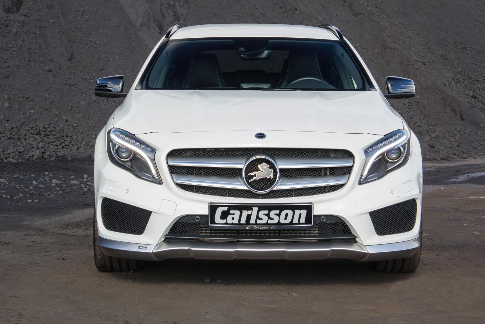 Mercedes gla gets subtle updates and power boost from for Mercedes benz gla 300