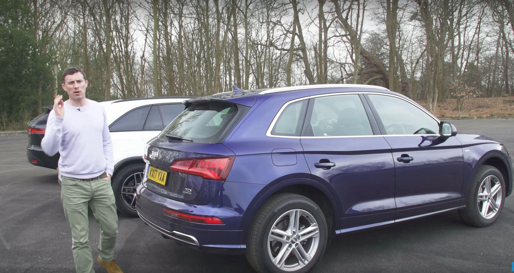 Audi q5 e tron 2016 13