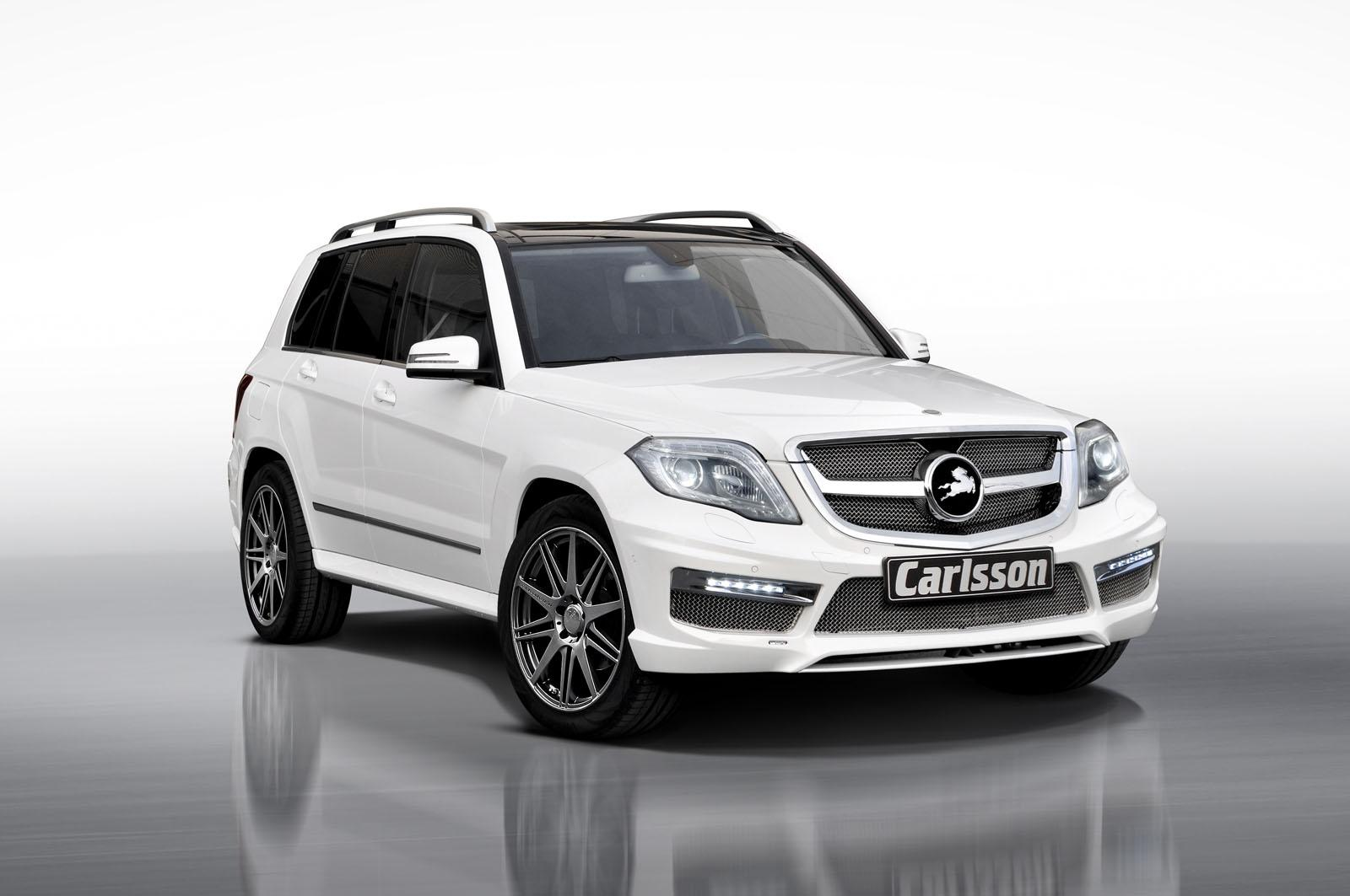 2013 carlsson mercedes classe glk 220 cdi diesel dark. Black Bedroom Furniture Sets. Home Design Ideas