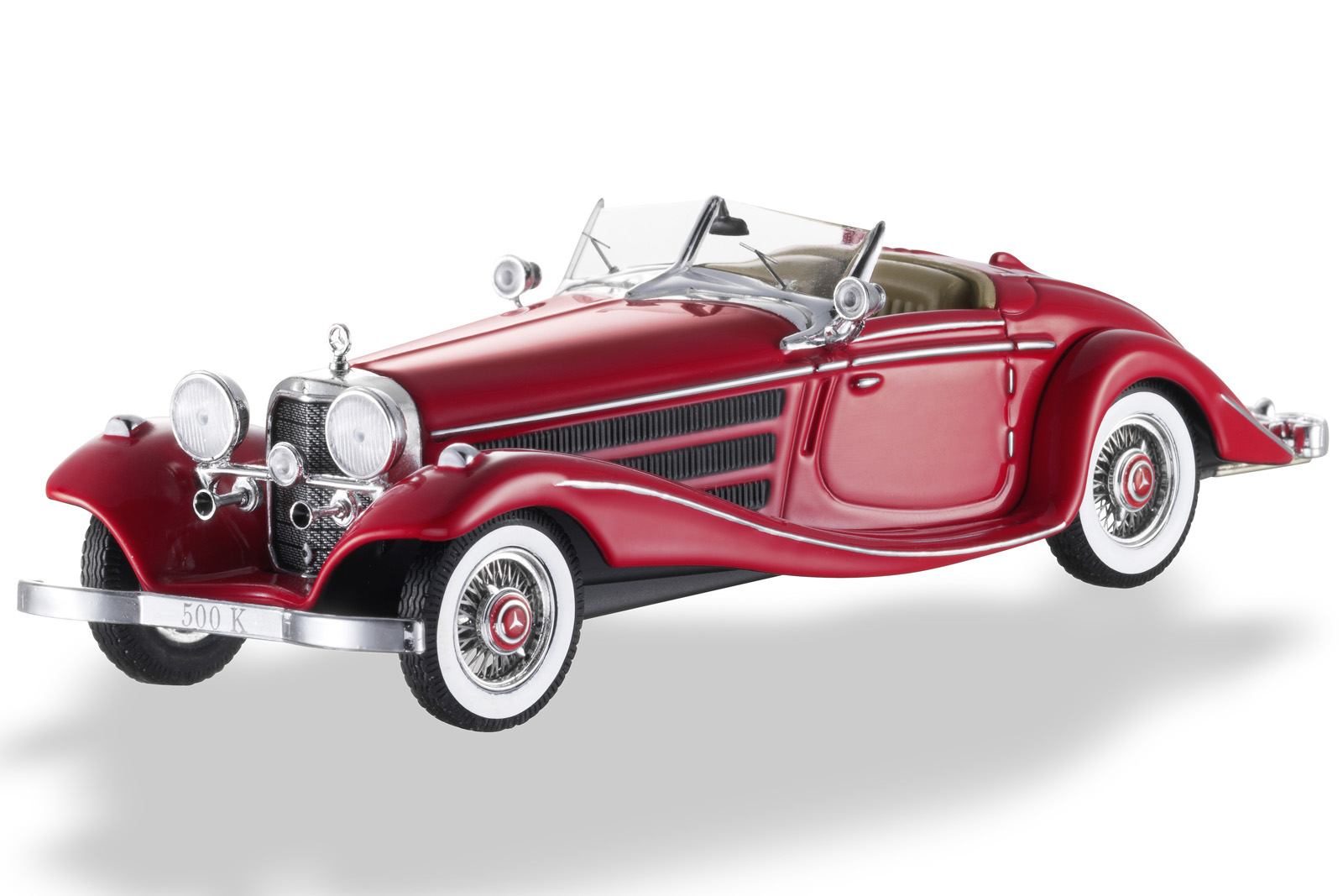 Mercedes Introduces 125th Anniversary Scale Cars ...