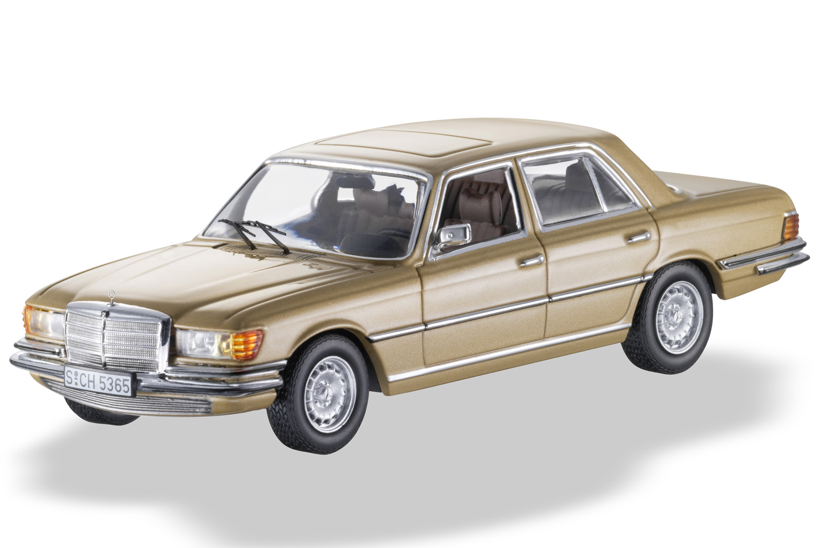Mercedes Introduces 125th Anniversary Scale Cars