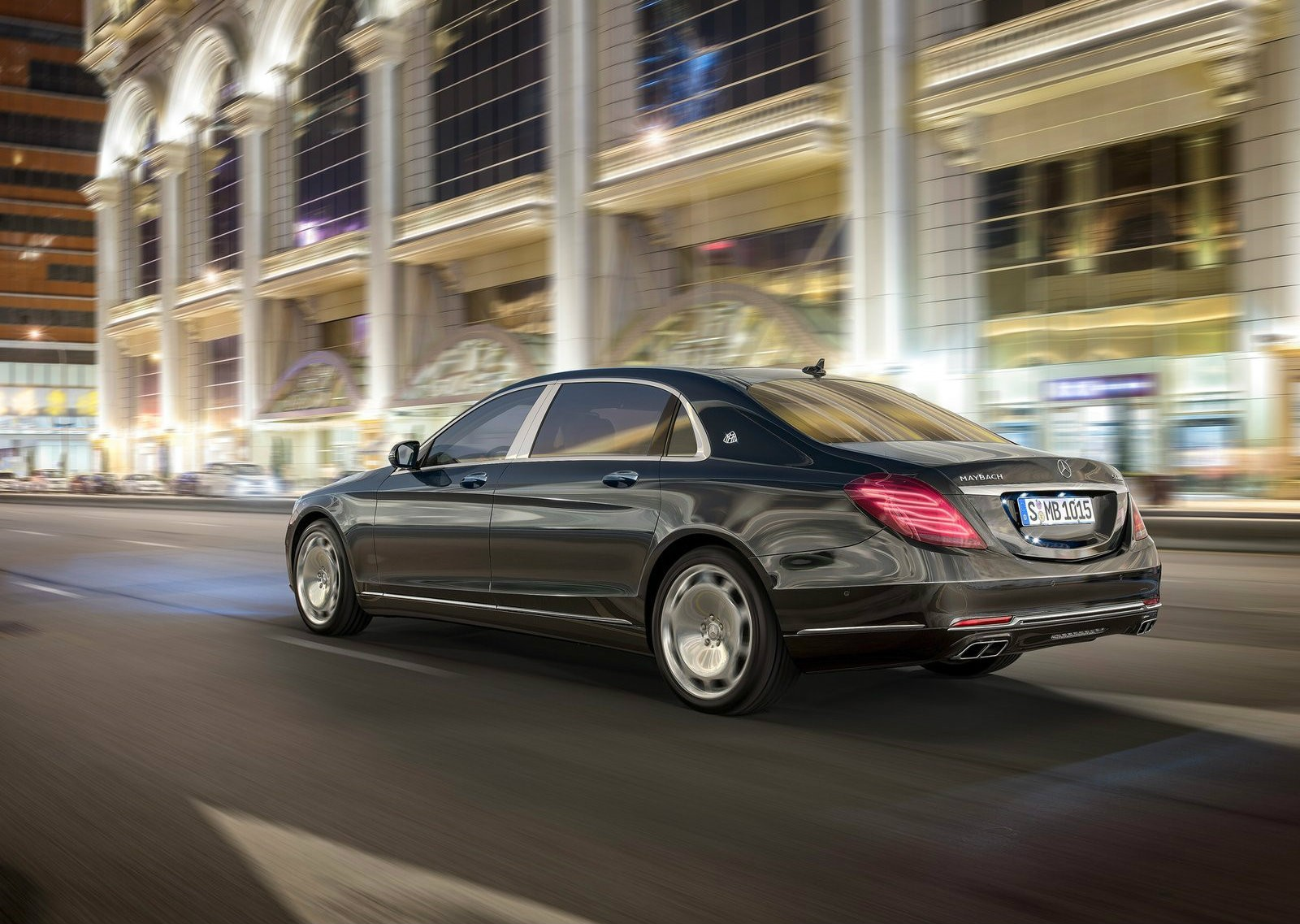 Mercedes-Maybach S500 Priced at €134,053, S600 is €187,841 in ...