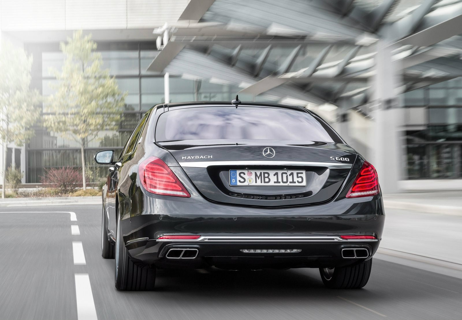 Mercedes Maybach S500 Priced At 134 053 S600 Is 187 841