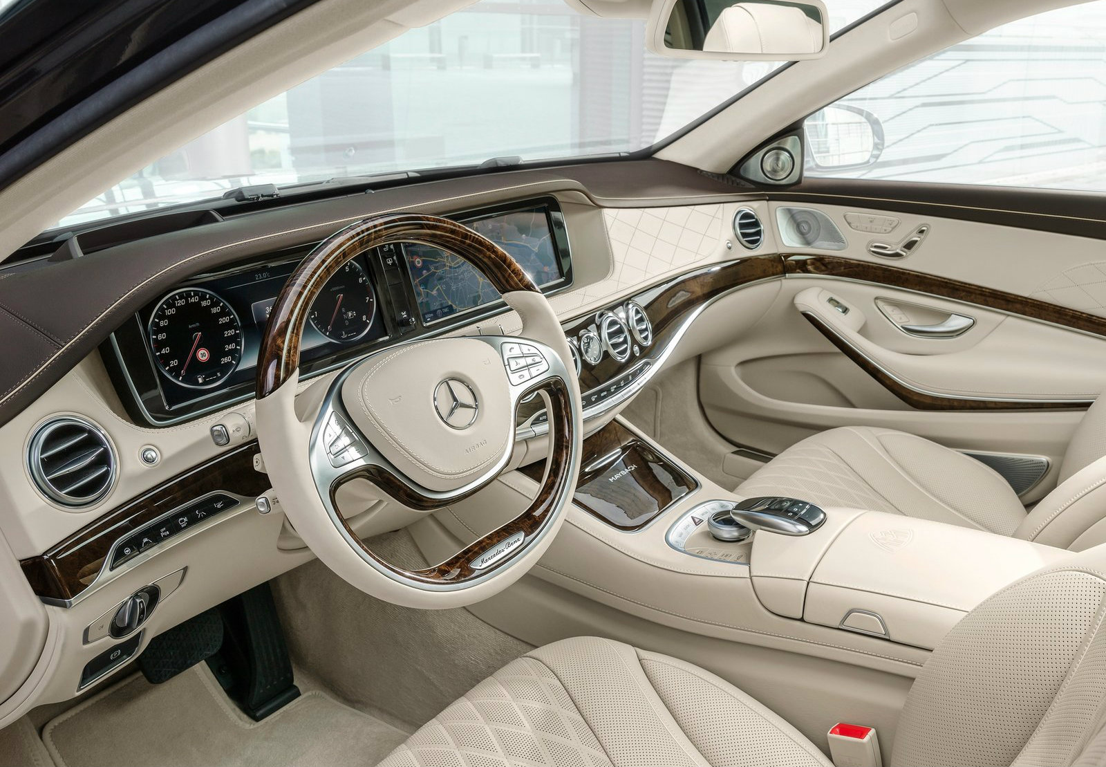 mercedes maybach s500 priced at 134 053 s600 is 187 841 in germany autoevolution. Black Bedroom Furniture Sets. Home Design Ideas