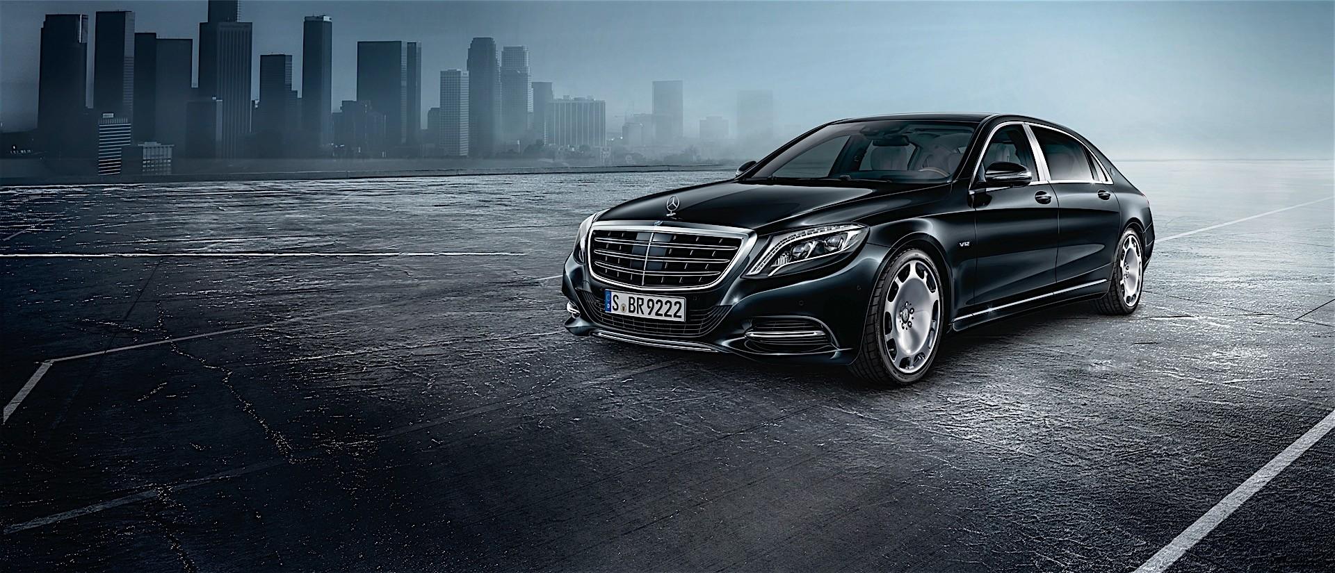 Plug In Hybrid Cars >> Mercedes-Maybach S600 Guard: 470,000 Euros of Bulletproof ...