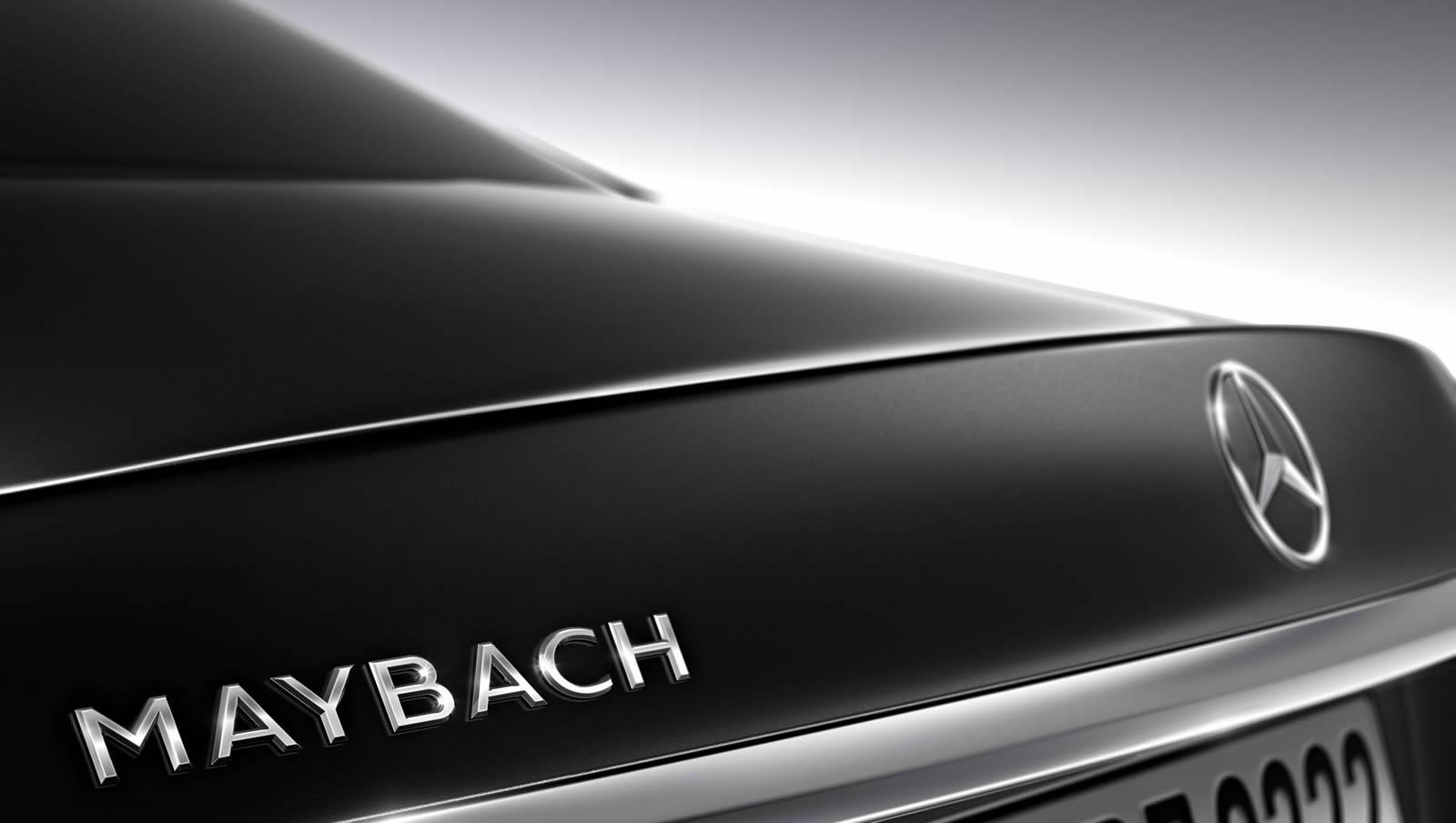 mercedes maybach s600 badge