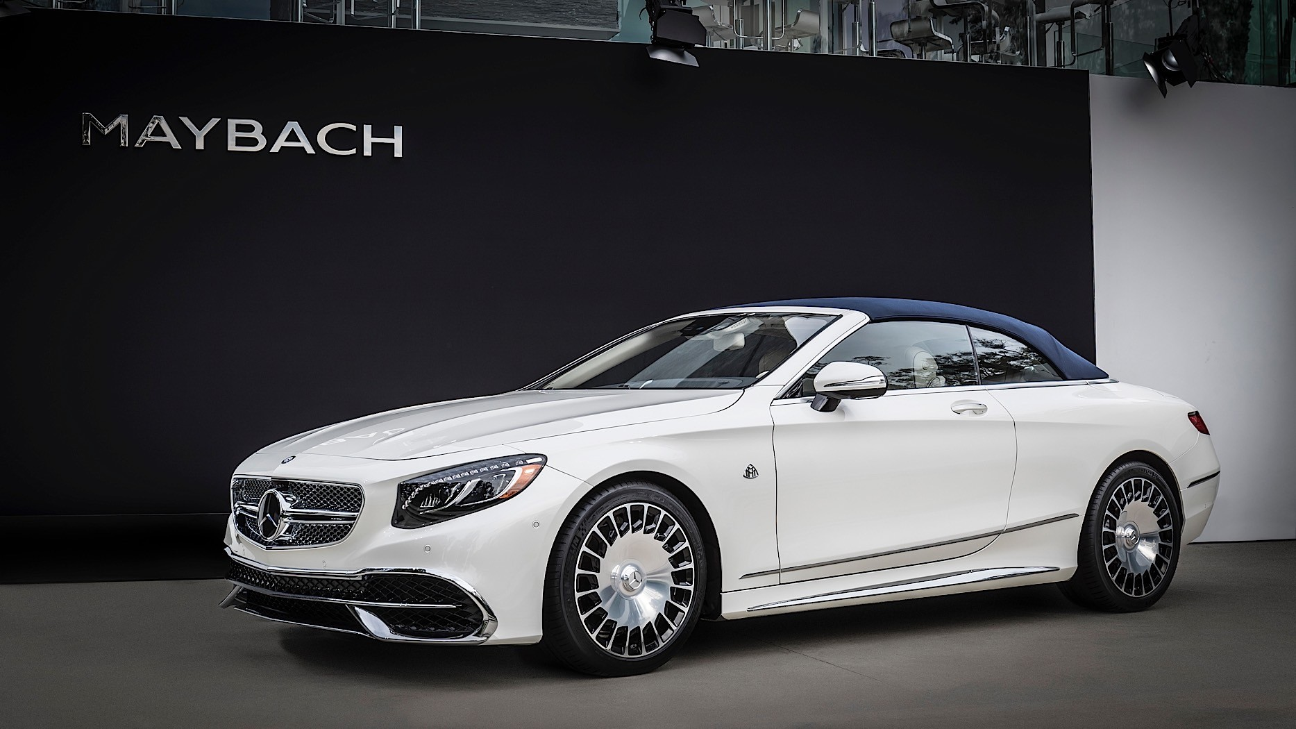 MercedesMaybach S650 Is Being Considered For Coupe Version  autoevolution