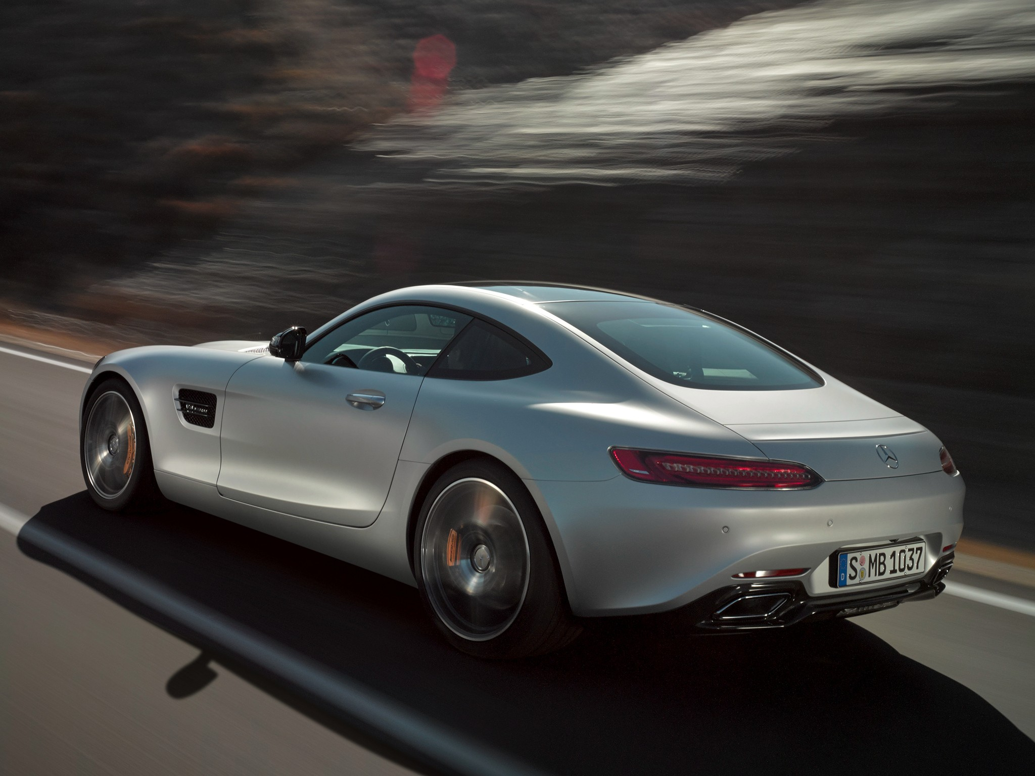 mercedes-amg gt s recalled in the united states over driveshaft
