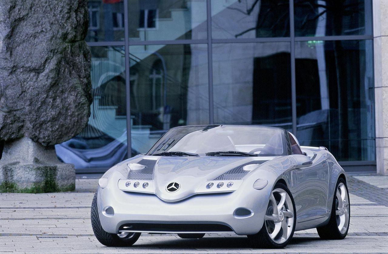 Mercedes reconsiders vision sla concept autoevolution for Mercedes benz sla