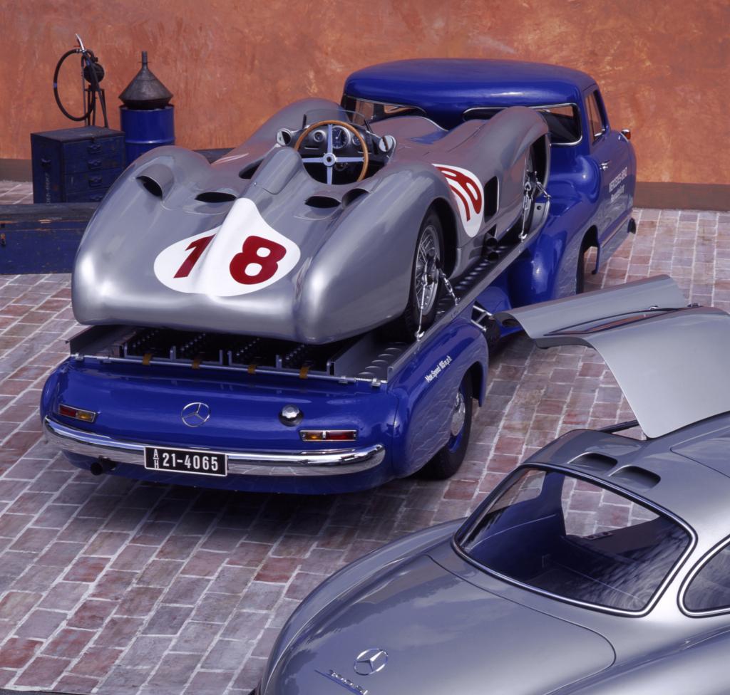 The Fastest Racing Car Hauler