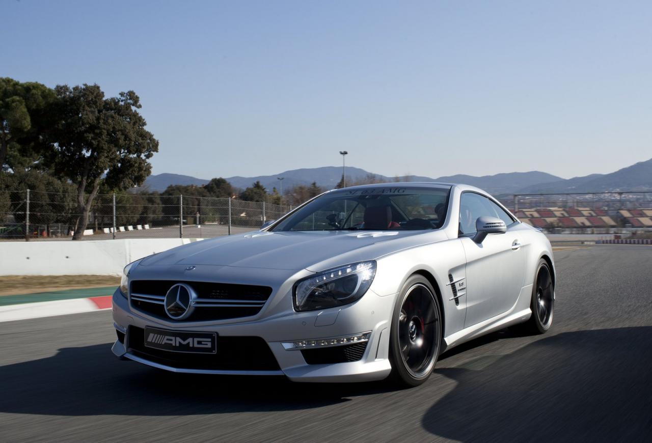 Mercedes benz sl63 amg original pictures autoevolution for Mercedes benz amg sl63