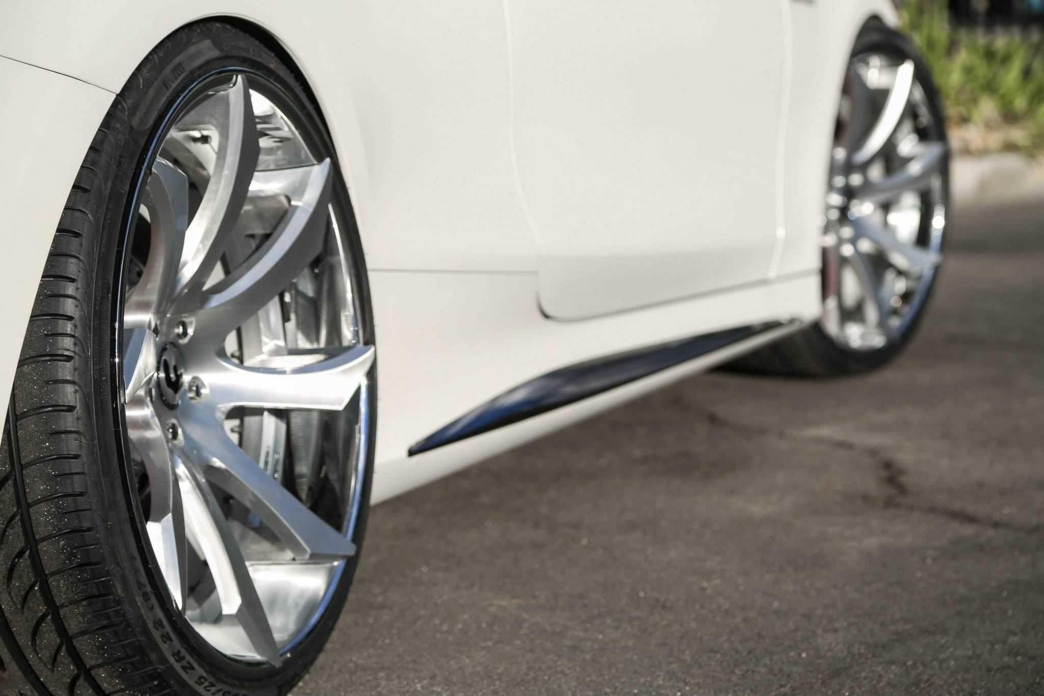 Mercedes S63 Amg Coupe On Forgiato Fondare Wheels