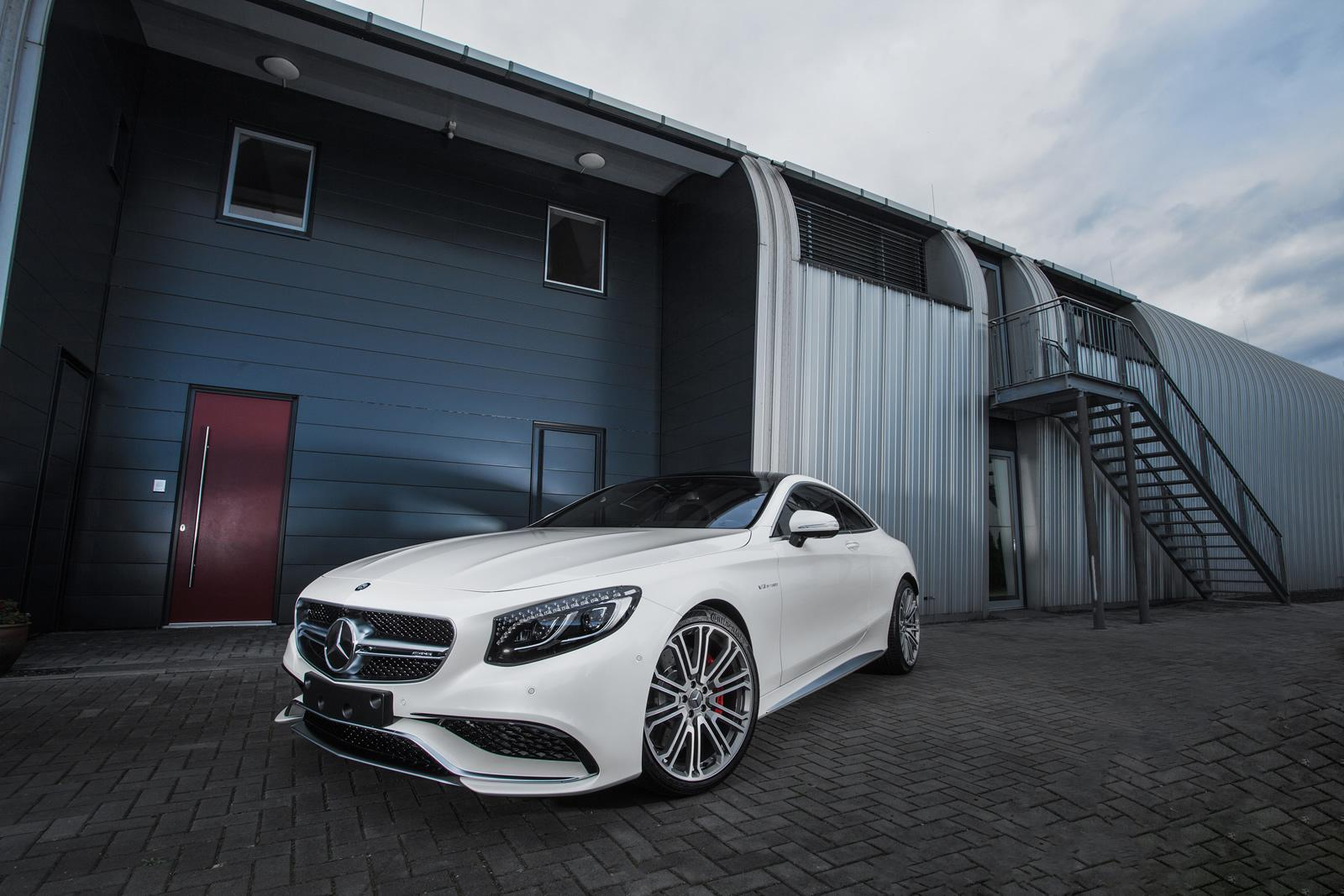 Mercedes S Amg Coupe Pushed To Hp By Imsa Photo Gallery