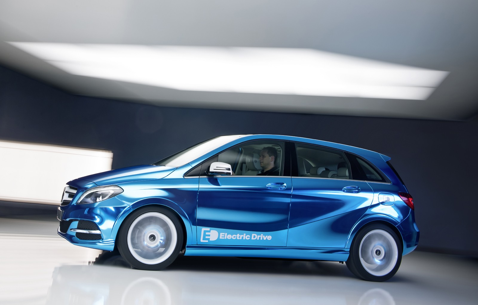 Mercedes benz reportedly plotting electric sub brand with for Mercedes benz brand image