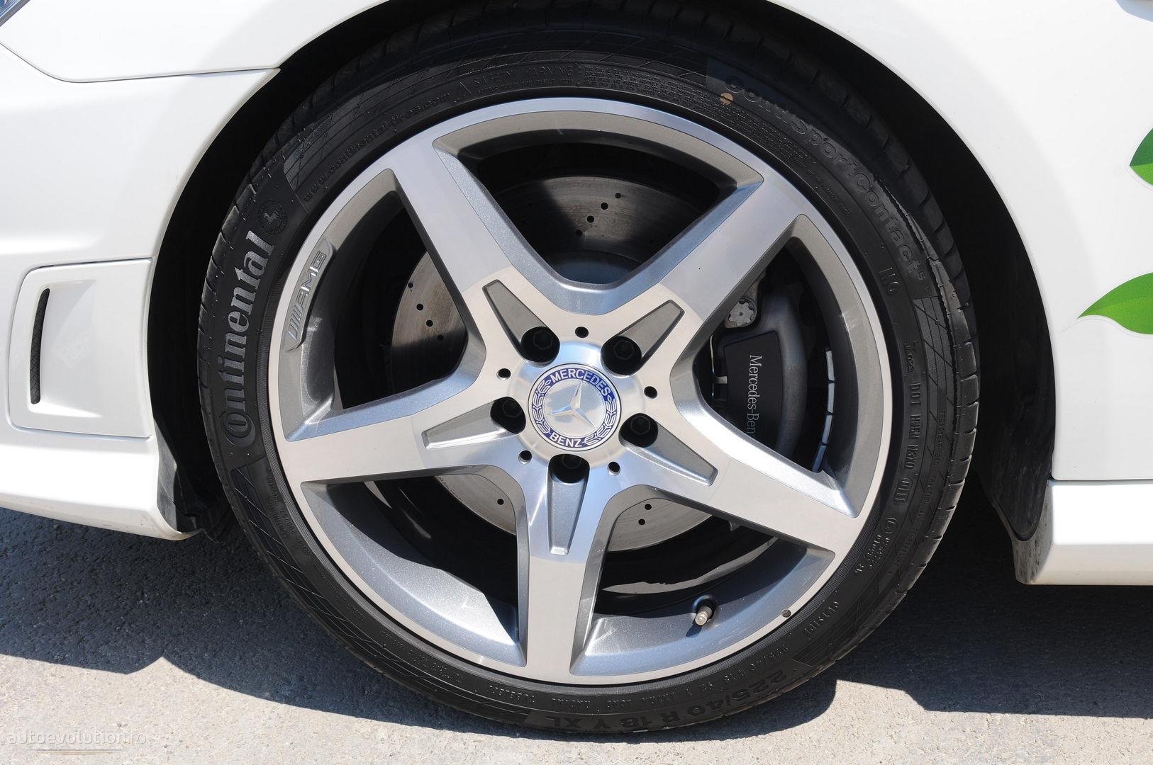 Mercedes Slk 350 Short Review Autoevolution