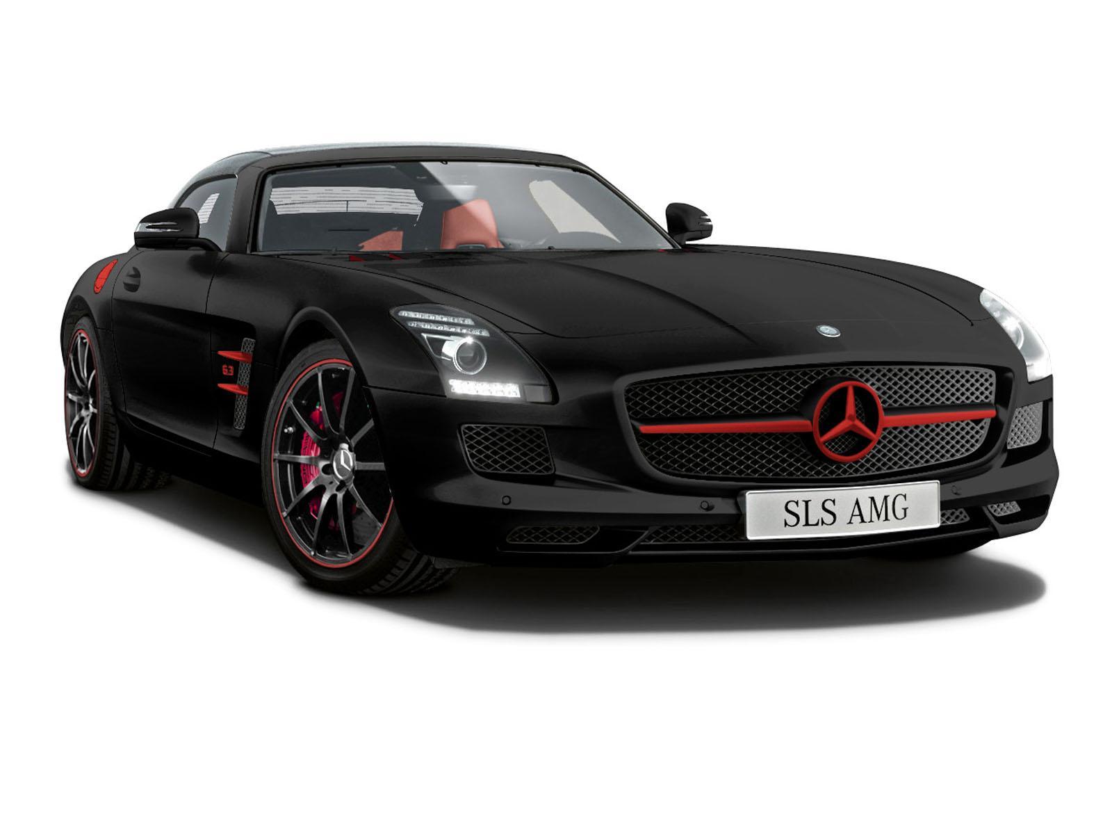 Mercedes sls amg matte editions for japan autoevolution
