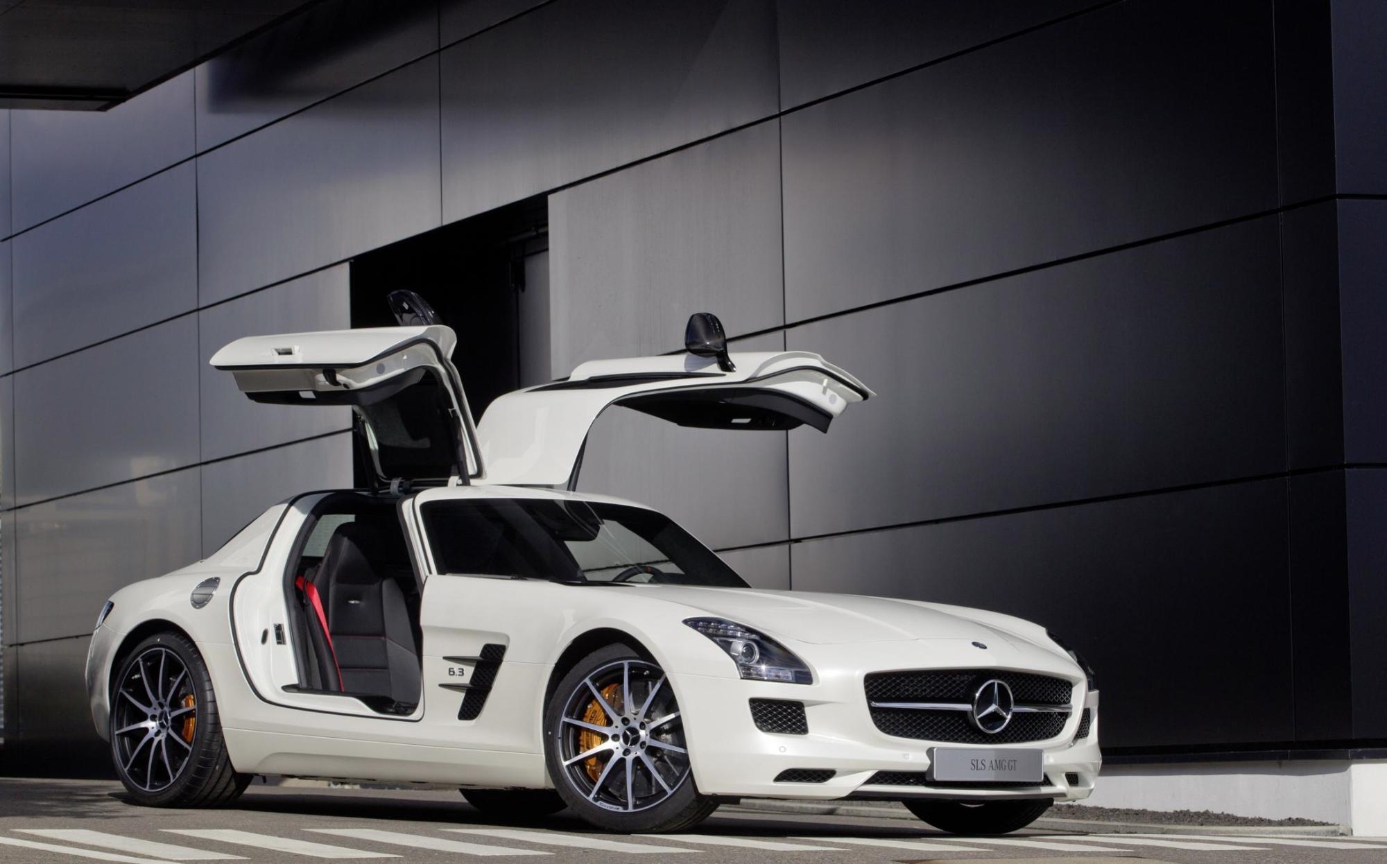 Mercedes Sls Amg Uk Lineup Unveiled Autoevolution