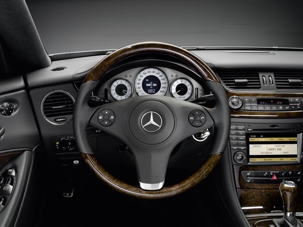 mercedes unveils cls grand edition - autoevolution
