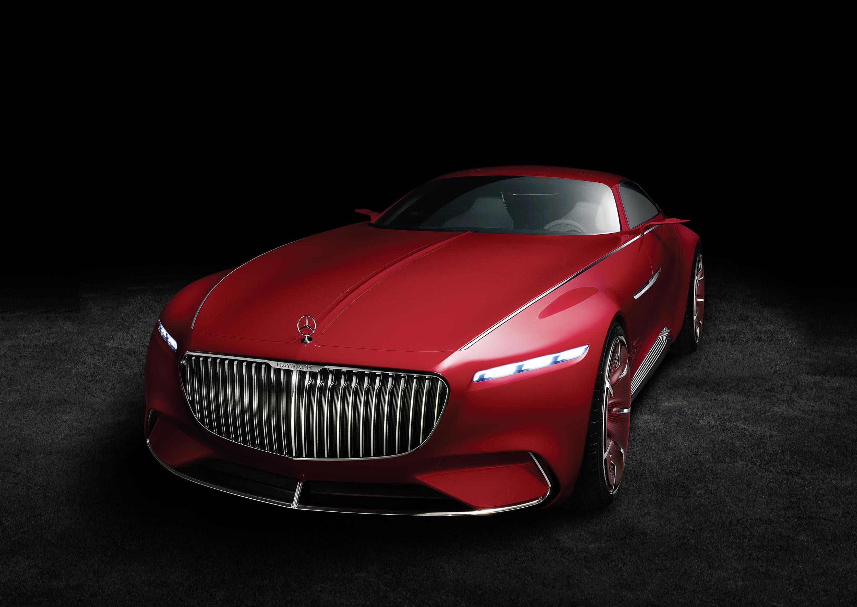 2018 mercedes maybach cabriolet. beautiful mercedes vision mercedesmaybach 6 concept for 2018 mercedes maybach cabriolet