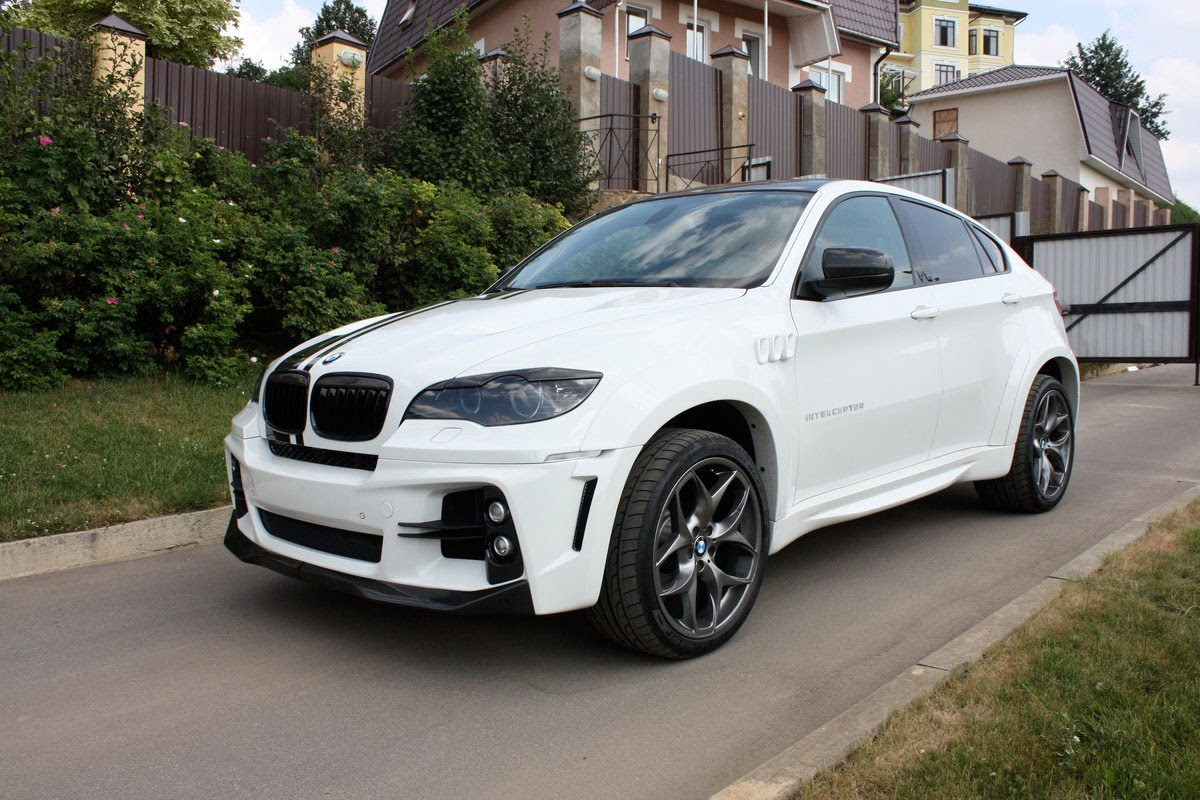 Met R Bmw X6 Interceptor New Pics Released Autoevolution