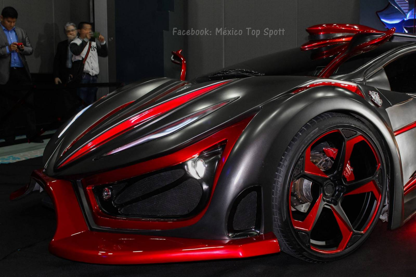 Mexico S First Hypercar The Inferno Exotic Car Isn T