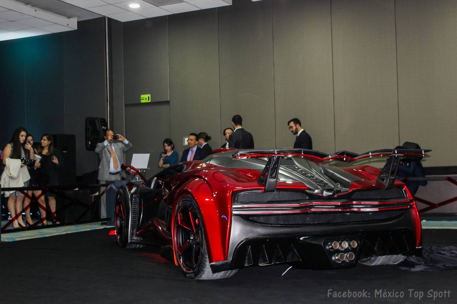 Mexico's First Hypercar, the Inferno Exotic Car, Isn't ...