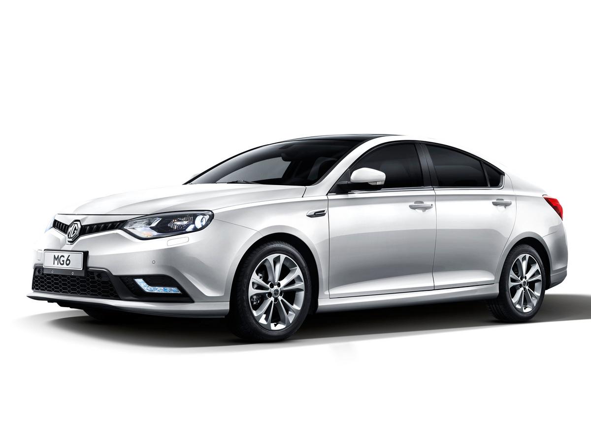 Mg6 Gt Facelift Breaks Cover Autoevolution