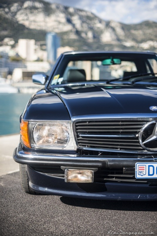Michael Schumacher S Amg Swapped Mercedes Benz Sl Roadster
