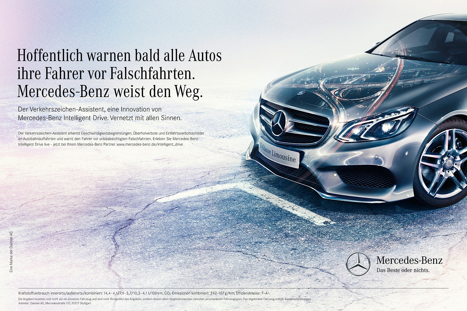 Michael Schumacher To Star In Mercedes Benz Quot Intelligent