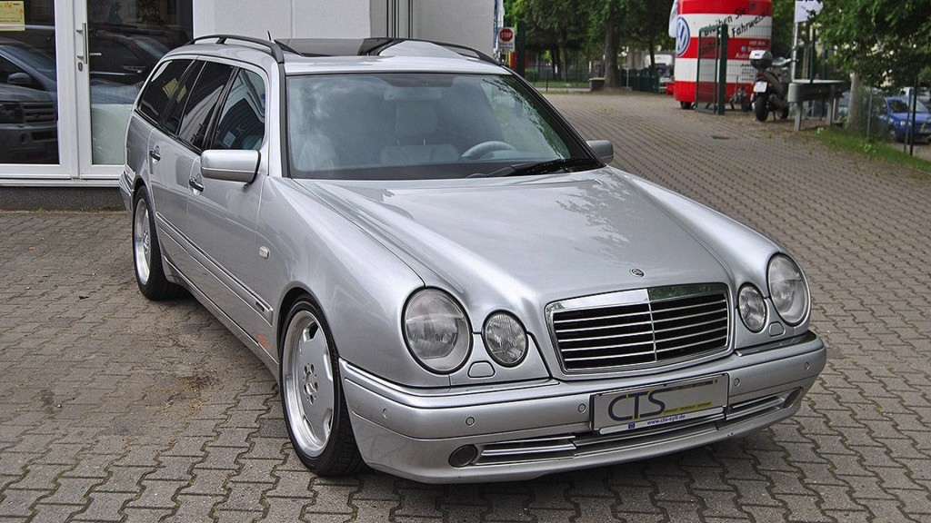 Michael schumacher used to own this family wagon now it for Who owns mercedes benz now