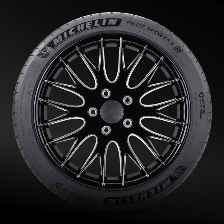michelin pilot sport 4 s tires will be used by the likes of ferrari and porsche autoevolution. Black Bedroom Furniture Sets. Home Design Ideas